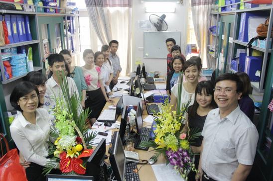 7 Kế toán Hà Nội chào mừng ngày phụ nữ Việt Nam 20 10