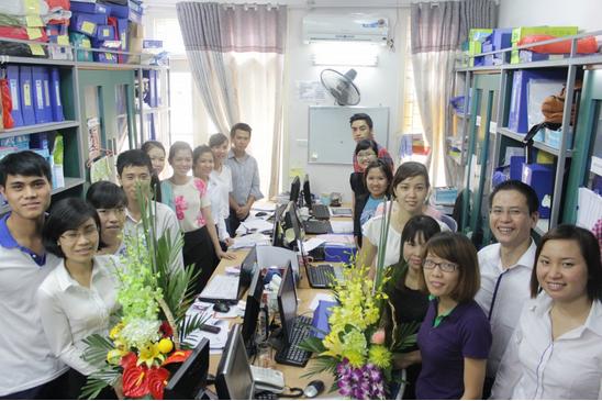 8 Kế toán Hà Nội chào mừng ngày phụ nữ Việt Nam 20 10