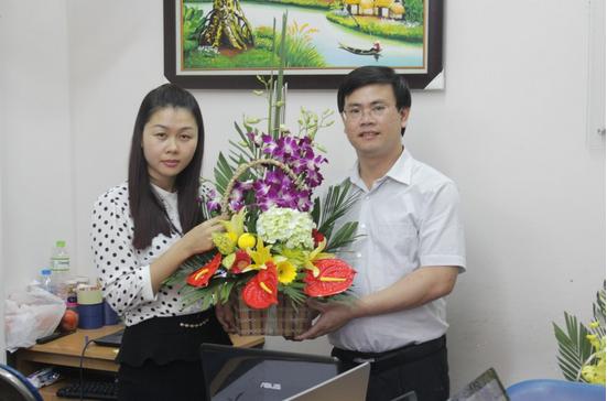 9 Kế toán Hà Nội chào mừng ngày phụ nữ Việt Nam 20 10