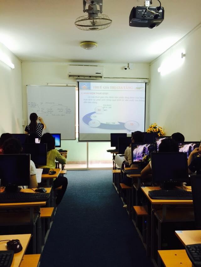 hoc kt tai q5 Trung tâm kế toán thực hành tại quận 3 TP Hồ Chí Minh