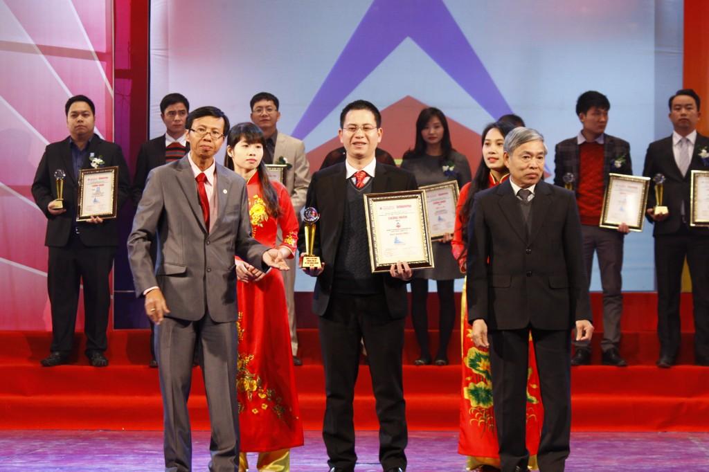 vi nguoi tieu dung 3 Kế toán Hà Nội nhận giải thưởng Thương hiệu tiêu biểu vì người tiêu dùng