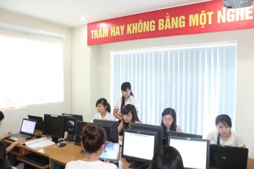 Khoa hoc bao cao tai chinh cuoi nam e1496290125814 Lớp học kế toán tổng hợp tại Quận Tân Bình TPHCM