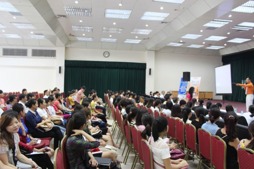 hoi thao 6 Kế toán Hà Nội tổ chức hội thảo Giải đáp chính sách thuế và kế toán mới nhất năm 2015