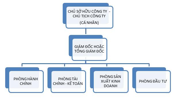 co cau cty tnhh 1tv Tìm hiểu về công ty TNHH 1 thành viên là gì?