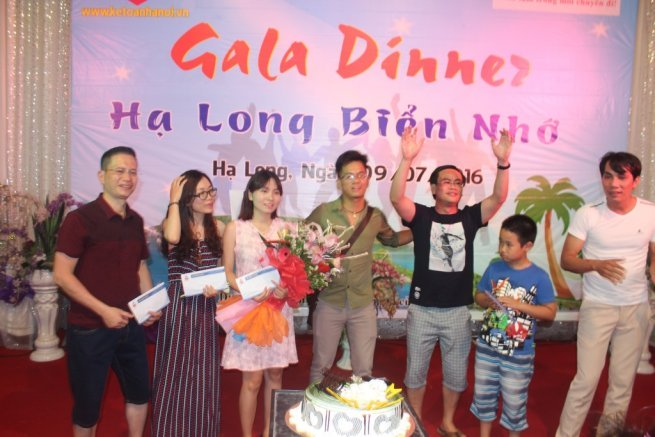 1 Kế toán Hà Nội tổ chức du lịch hè 2016