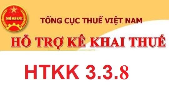 phan mem htkk 3 3 8 Tải HTKK 3.3.8, iHTKK 3.2.0 mới nhất tháng 8   2016