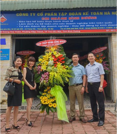 KG BD 2 Kế toán Hà Nội khai trương cơ sở tại Bình Dương