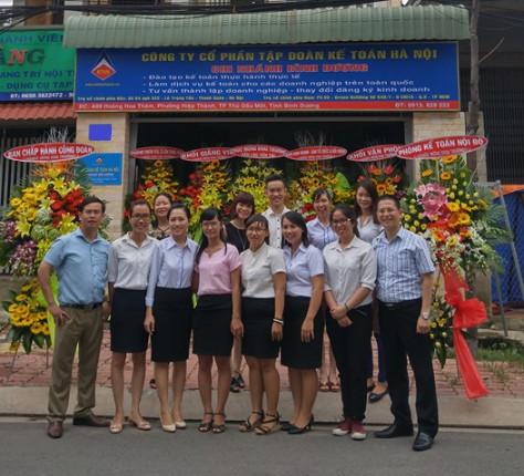 KG BD 3 Kế toán Hà Nội khai trương cơ sở tại Bình Dương