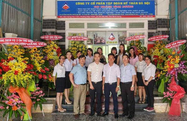 KG BD 4 Kế toán Hà Nội khai trương cơ sở tại Bình Dương