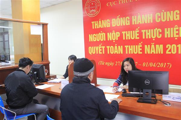 cucthueHN Lưu ý quyết toán thuế TNCN với thu nhập từ tiền lương, tiền công