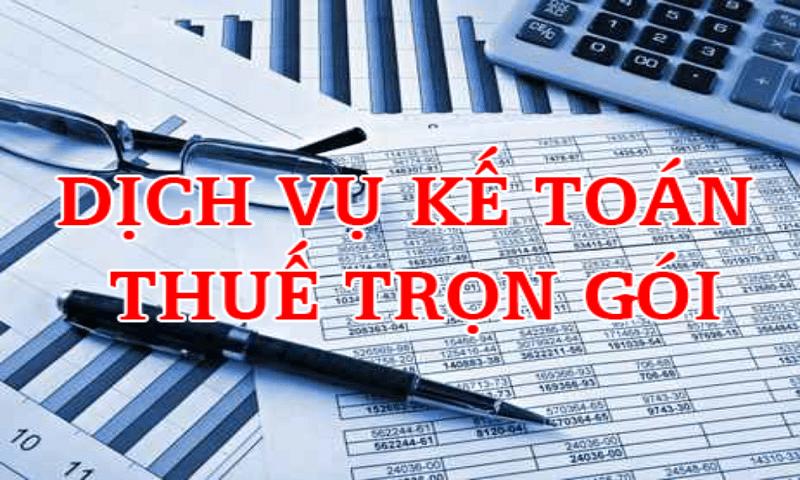 dich vu ke toan tron goi uy tin Dịch vụ kế toán thuế trọn gói uy tín giá rẻ tại Hà Nội