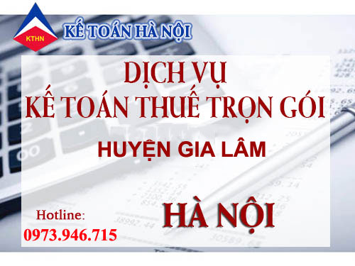 dich vu ke toan thue tron goi tai gia lam Dịch vụ kế toán thuế trọn gói tại Gia Lâm uy tín chất lượng