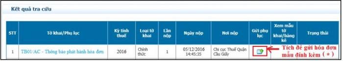thu tuc thong bao phat hanh hoa don dien tu 2 e1555386196528 Thủ tục thông báo phát hành hóa đơn điện tử lần đầu qua mạng 2019