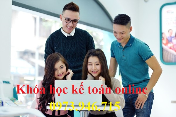 hoc ke toan online Khóa học kế toán tổng hợp thực hành online