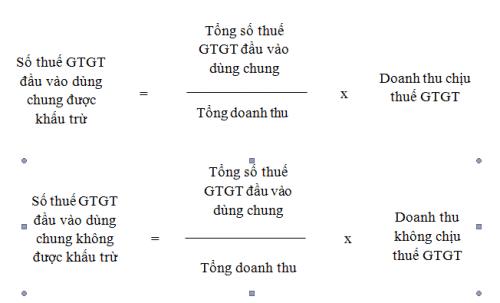 phan bo thue dau vao e1606979289466 Cách hạch toán thuế GTGT được khấu trừ  tài khoản 133 TT133